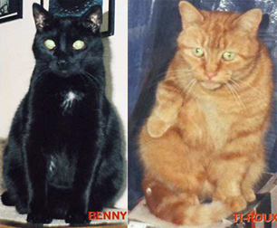 Benny and Ti-Roux
